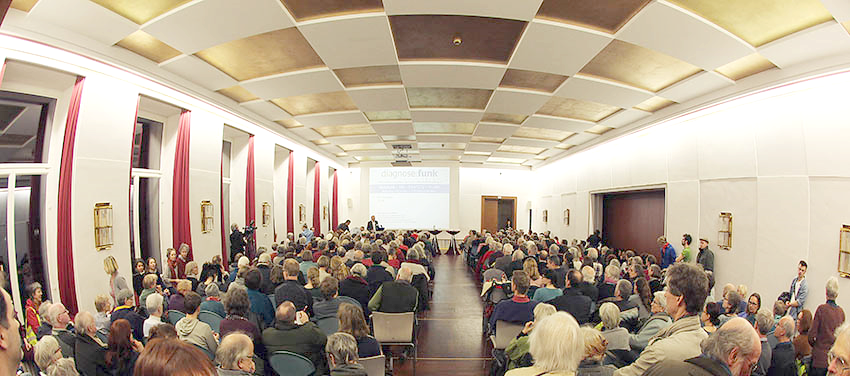 Vortragsveranstaltung Smart City Lübeck 19.02.2020